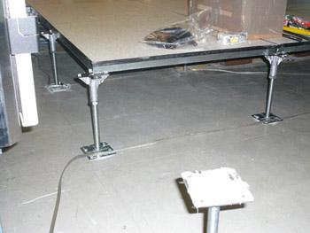 Plancher technique alg rie agencement installations for Plancher technique prix m2